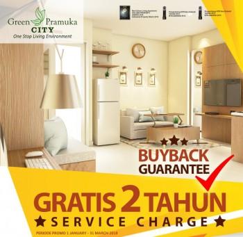 Beli Sekarang! Hunian di Jakarta Pusat Tawarkan <i>Buy Back Guarantee</i> dan <i>Rental Guarantee</i>