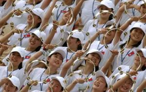 Korea Utara Kirim Pemandu Sorak di Olimpiade Musim Dingin
