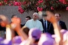 Di Chile, Paus Mohon Maaf untuk Skandal Pelecehan Seks