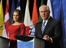 AS dan Sekutu Berkomitmen Akhiri Sanksi atas Korut