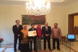 Lima Anak Indonesia Raih Penghargaan dari Ceko