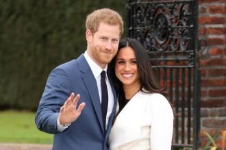 Kisah Cinta Pangeran Harry dan Meghan Markle Diangkat ke Film