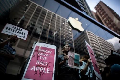 Sebelum ini, Apple juga pernah diprotes karena kondisi pabrik