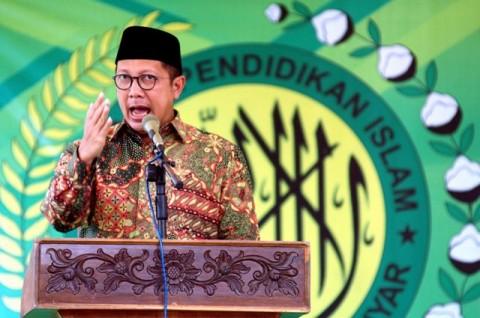 Menteri Agama Tekankan Pentingnya Peran Santri