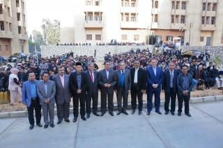 Menag RI Kunjungi Mahasiswa Indonesia di Al-Azhar Mesir