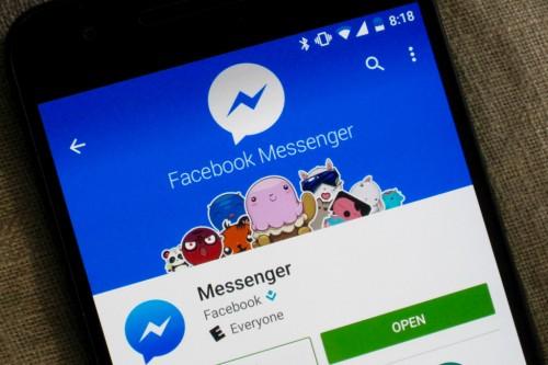 Wakil Presiden Produk Pesan Facebook mengakui bahwa tampilan