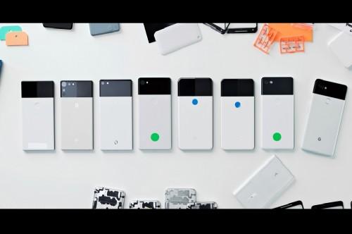 Kepada desain hardware Google mengungkap informasi terkait