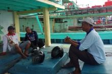 Nelayan Cantrang Tegal Mulai Persiapan Melaut