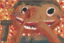 Bermula dari Hobi Gambar Tembok, Siswa SD Ini Raih Penghargaan dari Ceko