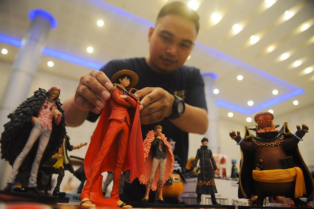 Keseruan Toys Week 2018 di Surabaya