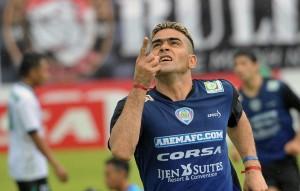 Resmi, Madura United Kontrak Cristian Gonzales Setahun