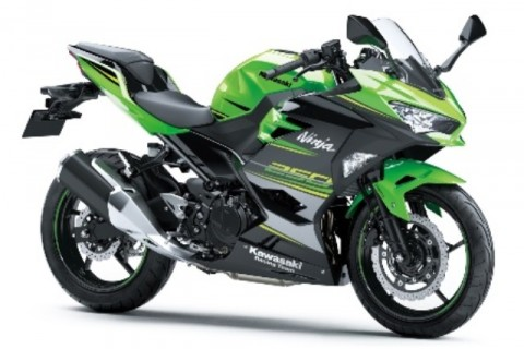 Kawasaki Ninja All New 250.