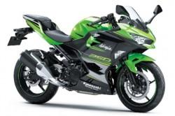 Kawasaki Ninja 250 Kuasai Pasar Motor Sport 250cc di Tahun 2017