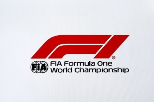 Logo F1 terbaru (Foto: F1)