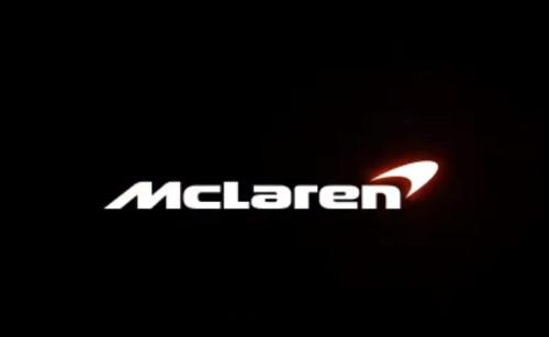 Logo McLaren (Foto: @McLarenF1)
