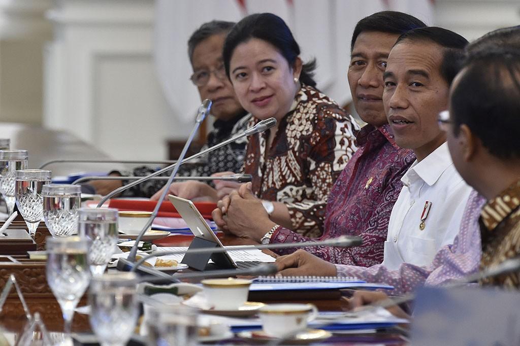 Jokowi Sebut Pembangunan UIII Atas Saran Pemimpin Timur Tengah