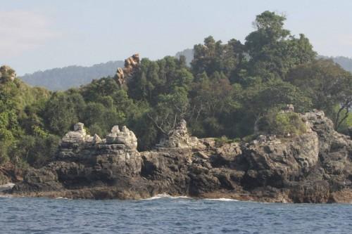 Ilustrasi pulau. Foto: MI/Angga Yuniar