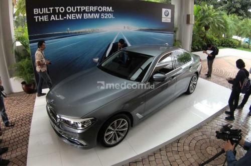 Penjualan BMW Group Indonesia meningkat cukup signifikan di