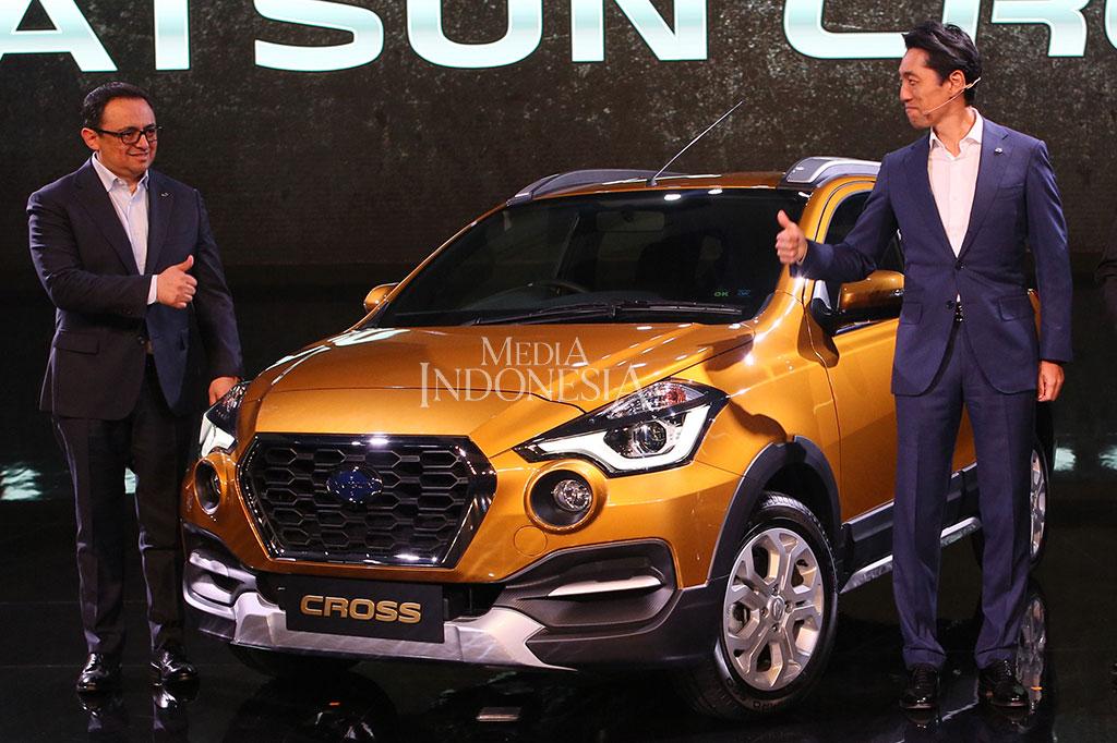 Datsun Cross Resmi Diluncurkan di Indonesia