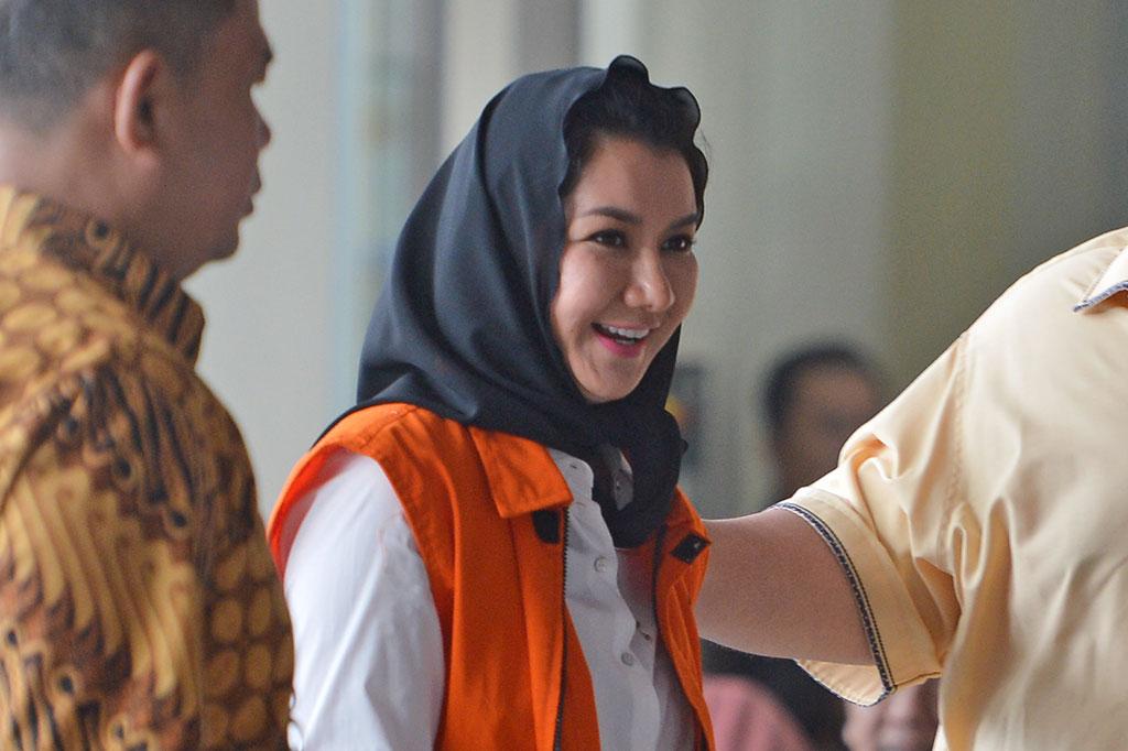 KPK Telusuri Perolehan Aset Rita Widyasari