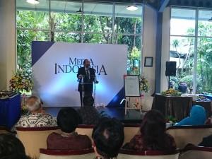 Pesan Surya Paloh di 48 Tahun <i>Media Indonesia</i>