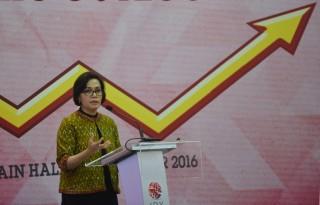 Turunkan Tarif PPh UMKM, Sri Mulyani Usulkan Revisi PP 46