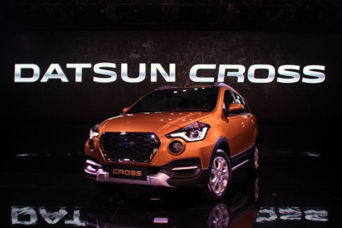 Datsun Cross memiliki sensasi duduk di penumpang layaknya Go+