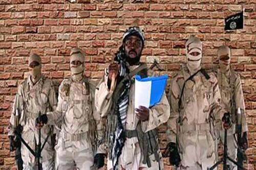 Video yang dirilis Boko Haram pada 15 Januari 2018