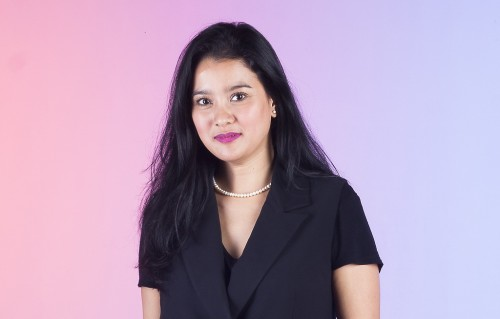 Marcella Zalianty (Foto: mediaindonesia/sumaryanto)