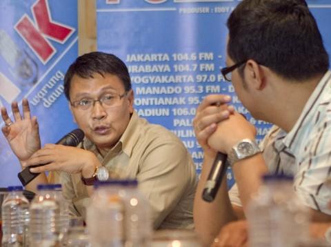 Pembantu Jokowi Diminta Tetap Fokus Melayani Masyarakat