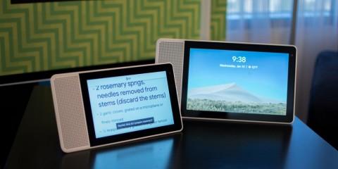 Gandeng Google, Lenovo Ciptakan Smart Display untuk Rumah Pintar