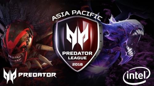 APAC Predator Leagues 2018.
