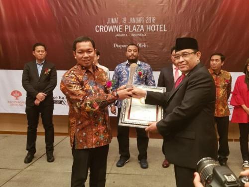 General Manager Pelindo II Cabang Bengkulu Drajat Sulistyo