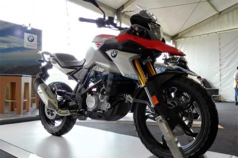 BMW Motorrad Awali Tahun dengan Peluncuran G 310 GS