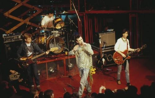 The Smiths (Foto: via nme)