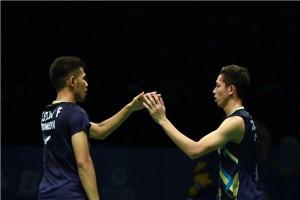 Fajar/Rian Pastikan Tiket Final Malaysia Masters 2018