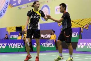 Hafiz/Gloria Gugur, Indonesia Hanya Punya Satu Wakil di Final