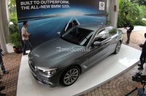 BMW Siapkan 10 Mobil Baru Tahun Ini