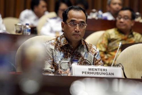 Menteri Perhubungan Budi Karya Sumadi. Foto: MI/Susanto