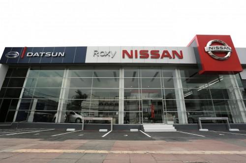 Dealer Nissan di Roxy Jakarta merupakan milik PT AKA. Nissan