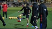 Coutinho Latihan Perdana Bersama Barcelona