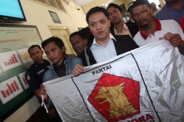 Ketua Bidang Advokasi DPP Partai Gerindra Habiburokhman. MI