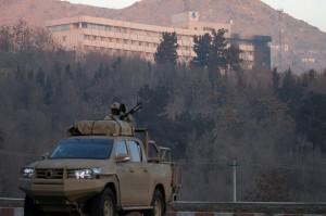 Lima Orang Tewas dalam Serangan di Hotel Mewah Kabul