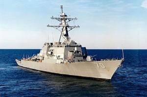 Kapal AS Berlayar Dekat LCS, Tiongkok akan Bertindak