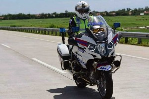 BMW R1200RT Bakal Motor Patroli Polisi di Asian Games 2018