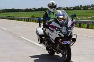 BMW R1200RT Bakal Motor Patroli Polisi di Asian Games 2018