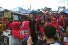 Kang Hasan Optimis Raup Suara Banyak di Cimahi