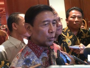 Wiranto Tegaskan tak Cekcok dengan Oso