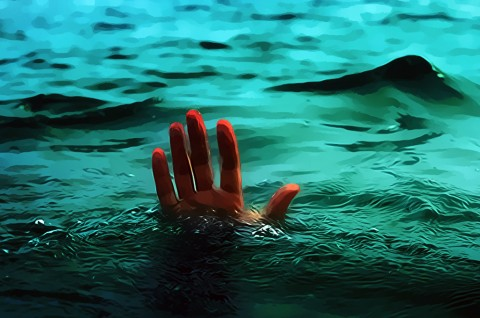 Seorang Nelayan Ditemukan Mengambang di Perairan Sumenep
