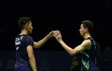 Taklukkan Tuan Rumah, Fajar/Rian Juara Malaysia Masters 2018